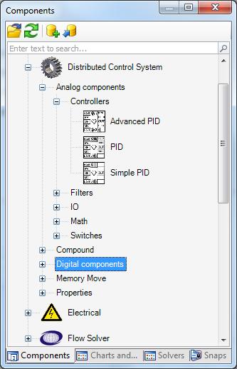 Flownex® Controller Bibliothek