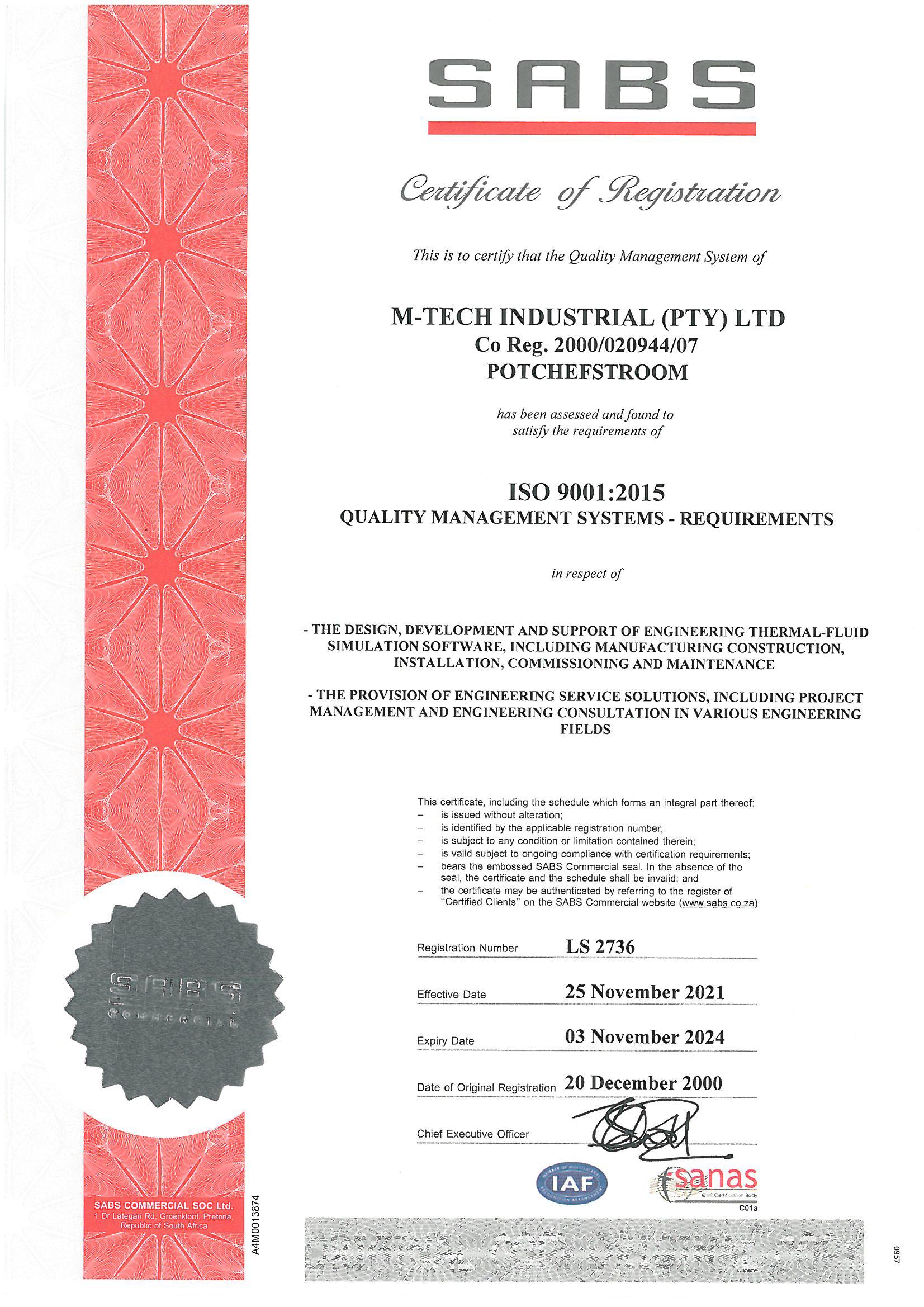 Flownex_ISO_9001_Seite_1