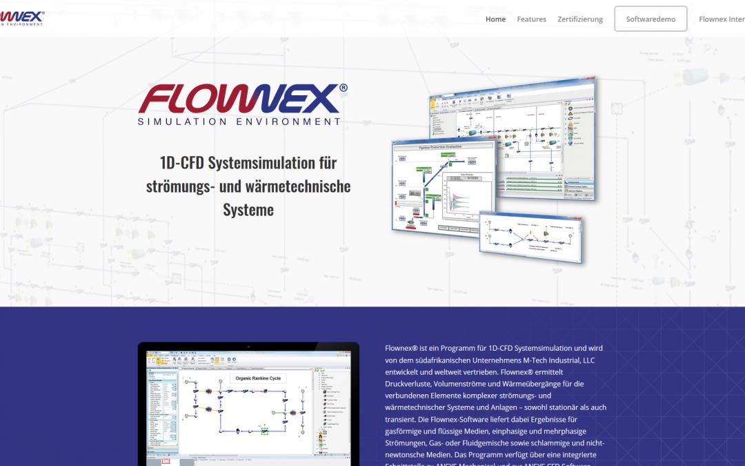 Release flownex.de für den deutschsprachigen Raum